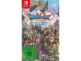 Dragon Quest® XI S: Streiter des Schicksals – Definitive Edition