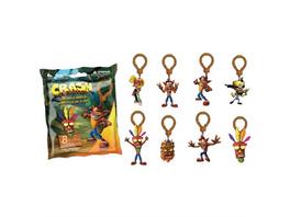 Crash Bandicoot - Schlüsselanhänger Blindbag