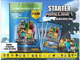 Minecraft - Sammelkartenspiel Starter Set