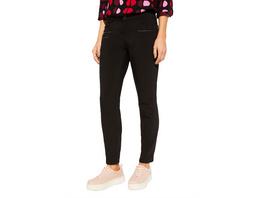 Baumwollhose mit Zippertaschen - Hose