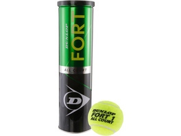 Dunlop FORT ALL COURT Tennisball