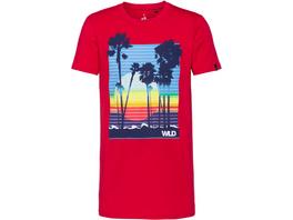 WLD NATURE OF THINGS Printshirt Herren