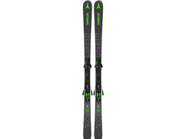 ATOMIC REDSTER X7 WB GREEN + F 12 GW Race Carver