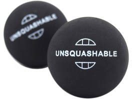 Unsquashable Squashball