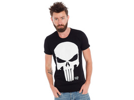 Punisher - Logo T-Shirt schwarz