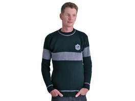 Harry Potter - Quidditch Sweater Slytherin