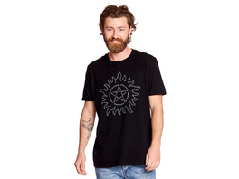 Supernatural - Anti Possession Symbol T-Shirt schwarz