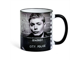 Supernatural - Sam & Dean in Jail Tasse