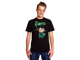 One Piece - Zoro T-Shirt schwarz