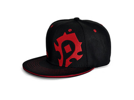 World of Warcraft - Horde Logo Snapback Cap