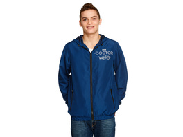 Doctor Who - Tardis Windjacke