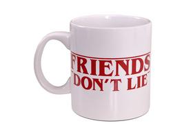 Stranger Things - Friends Dont Lie Tasse XXL