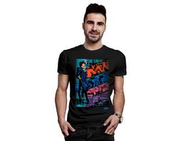 Cowboy Bebop - Spike Spiegel T-Shirt schwarz