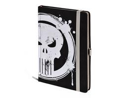 Punisher - Skull Logo Premium Notizbuch A5