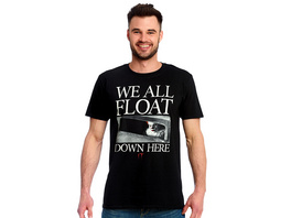 Stephen Kings ES - Pennywise We All Float Down Here T-Shirt