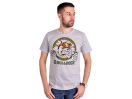 Riverdale - Go Bulldogs T-Shirt grau