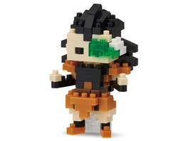 Dragon Ball Z - Raditz nanoblock Mini Baustein Figur