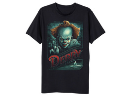 Stephen Kings ES - Return to Derry T-Shirt schwarz
