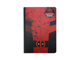 Deadpool - Logo Notizbuch A5