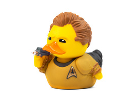 Star Trek - Captain Kirk TUBBZ Deko Ente