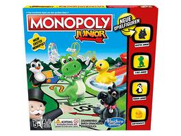 Monopoly Junior Neuauflage