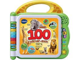 Mein 100-Wörter-Buch: Tiere