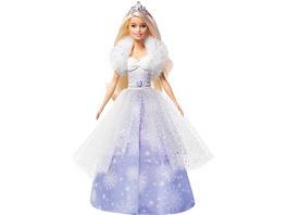 Barbie® Dreamtopia Schneezauber Prinzessin Puppe
