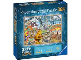 Puzzle EXIT KIDS Siggiland, 368 Teile