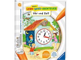 tiptoi® Uhr und Zeit