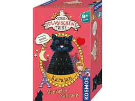 Die Schule der magischen Tiere - Magischer Nähspaß: Kater Karajan