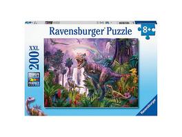 Puzzle Dinosaurierland, 200 Teile