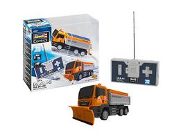 Mini RC MAN TGS 28.430 Winter Service Truck