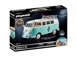 PLAYMOBIL® 70826 Volkswagen T1 Camping Bus - Special Edition