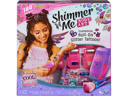 Shimmer Me Tattoo Studio