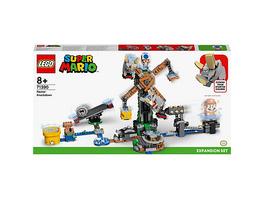 LEGO® Super Mario 71390 Reznors Absturz – Erweiterungsset