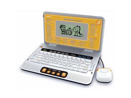 Laptop Schulstart, orange