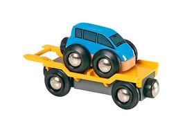 Autrotransporter mit Rampe