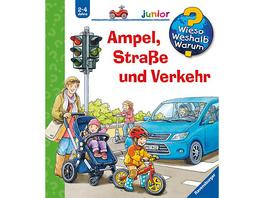 WWW junior Ampel, Straße und Verkehr
