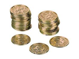 Goldmünzen, 72 Stück