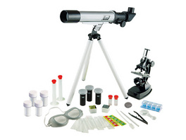 Teleskop & Mikroskop-Set