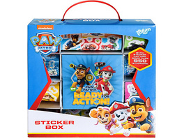 PAW Patrol Stickerbox, 1.000 Sticker