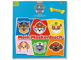 PAW Patrol: Mein Maskenbuch, mit 10 Masken