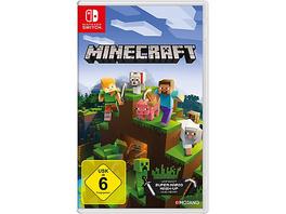 Nintendo Switch Minecraft - Nintendo Switch Edition