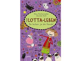 Mein Lotta-Leben: Da lachen ja die Hunde, Band 14